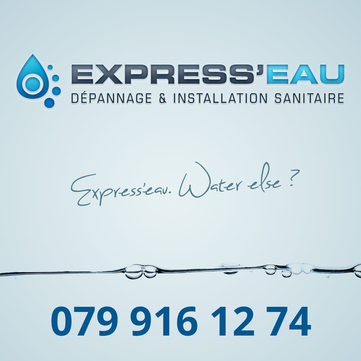 Installation sanitaire geneve