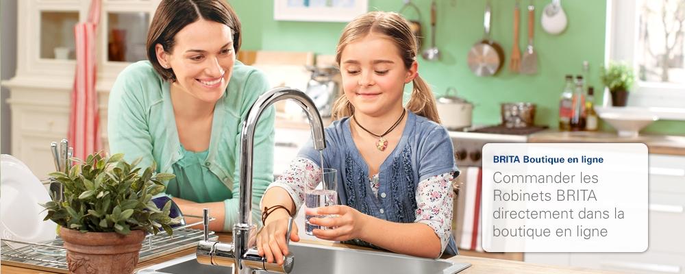Filtration de l'eau de boisson