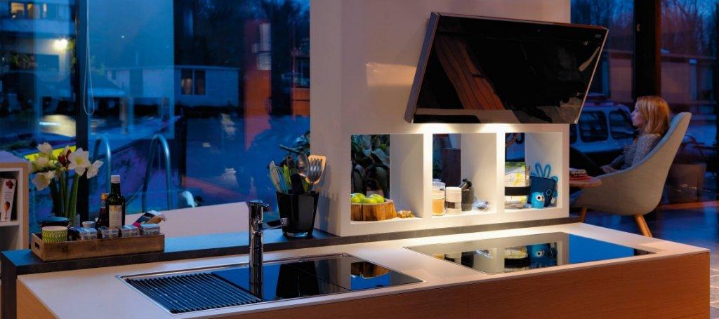 Robinet et cuisine à Genève