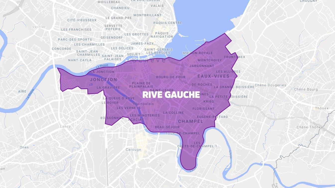Plombier Rive Gauche